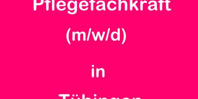 Wir suchen für die Versorgung eines 6-jährigen Jungen in Tübingen